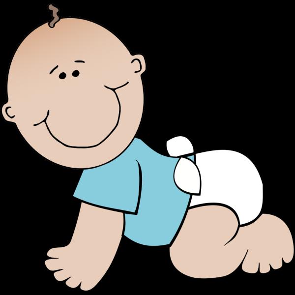 Baby Boy Crawling PNG Clip art