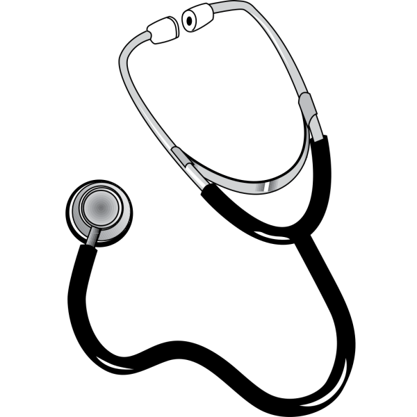 Stethoscope 1 PNG Clip art