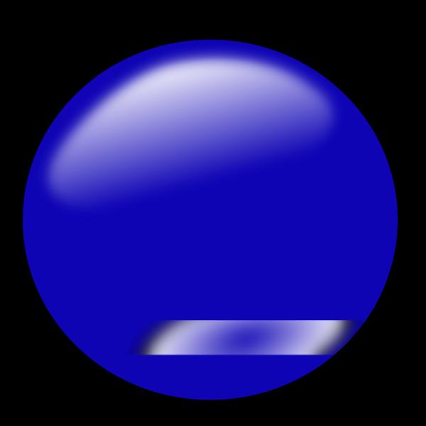 Nlyl Blue Circle PNG Clip art