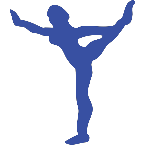Gymnastic PNG icons
