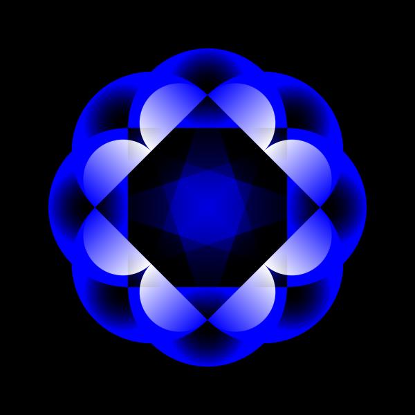 Blue Jigsaw Piece PNG Clip art