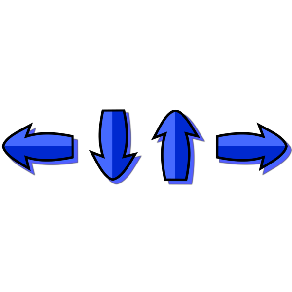Arrow Set Bulb PNG icon