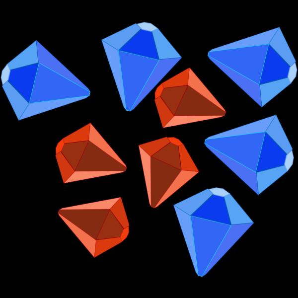 Gemstones Jewlery PNG Clip art