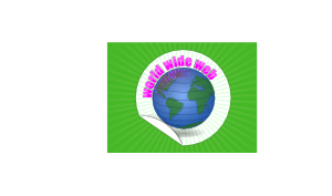 World Wide Web In A Frame PNG Clip art