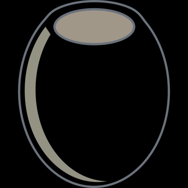 Black Olive PNG Clip art