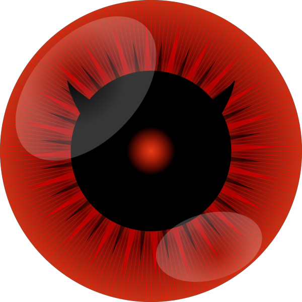 Cartoon Eye PNG Clip art