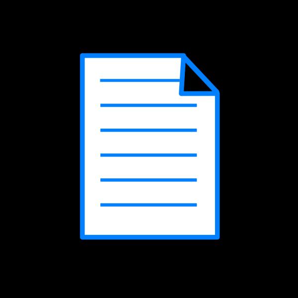 Document PNG Clip art