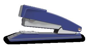 Blue Stapler PNG Clip art