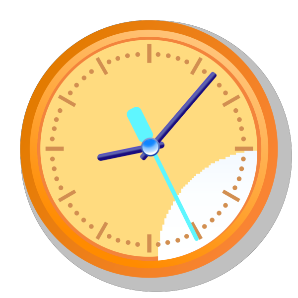 Analog Clock PNG icon