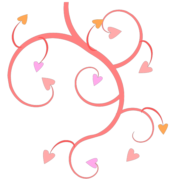 Michaeldarkblue Growing Hearts PNG images