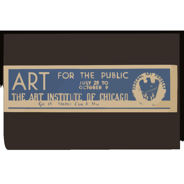 Art For The Public The Art Institute Of Chicago. PNG Clip art