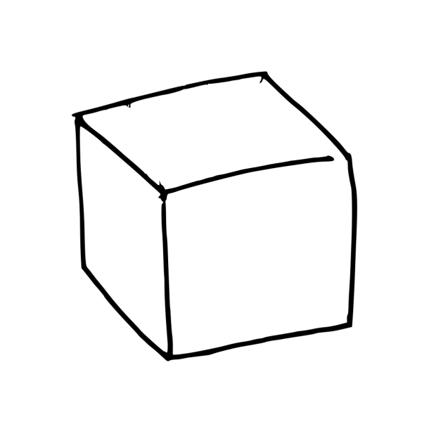3d Cubes PNG Clip art