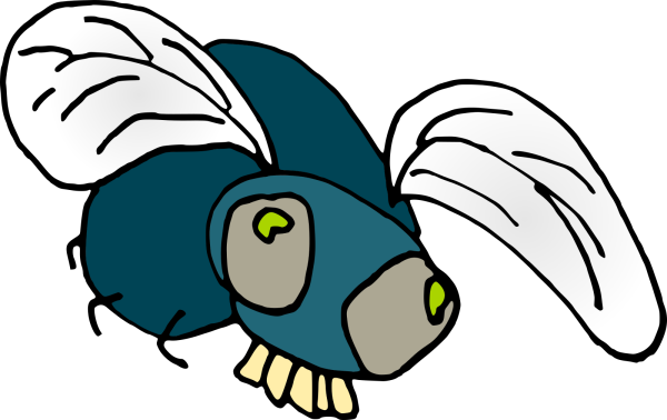 Fly PNG clipart