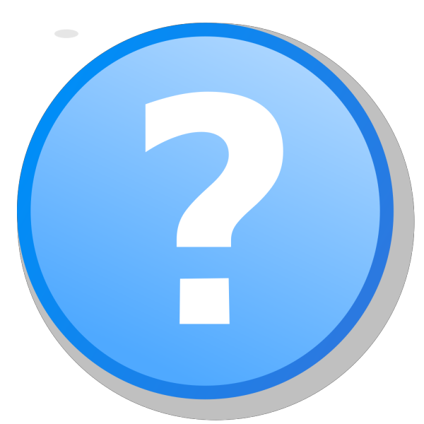 Ambox Blue Question PNG Clip art