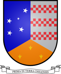 Stars Blue Coat Of Arms Of Magallanes Chile PNG Clip art