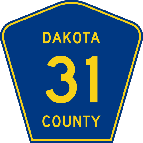 Dakota County Route PNG images