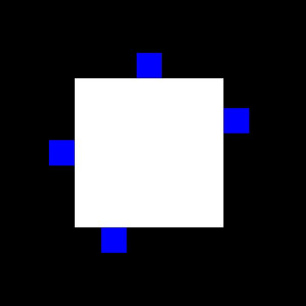 Logic Block Pins PNG Clip art