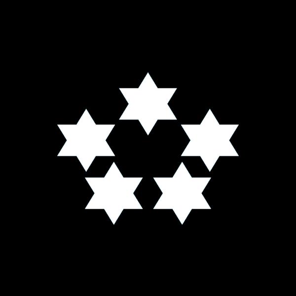 Star Plate PNG Clip art