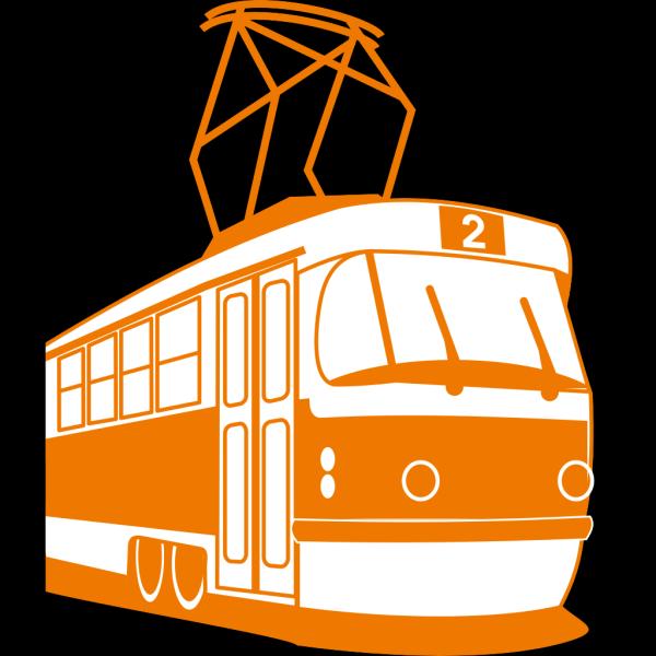 Tramway T PNG Clip art