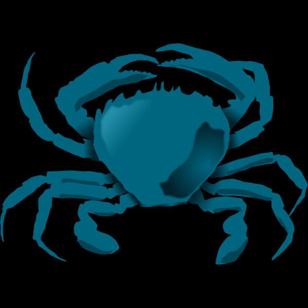 Annaleeblysse Blue Crab PNG Clip art