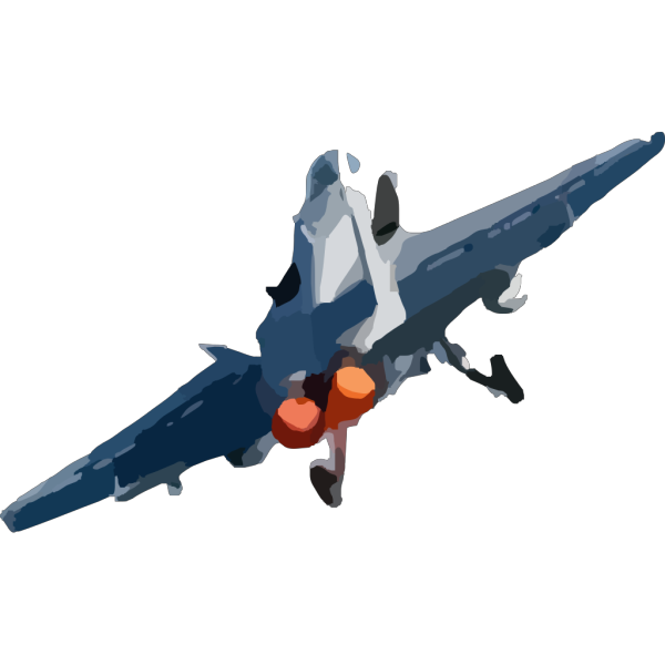 Hornet Takes Off PNG Clip art