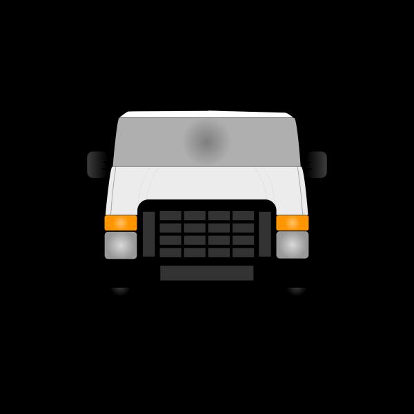 Blue Van PNG icons