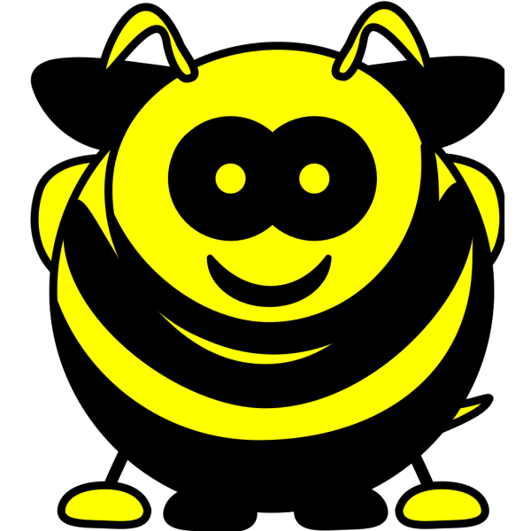 Bee PNG Clip art