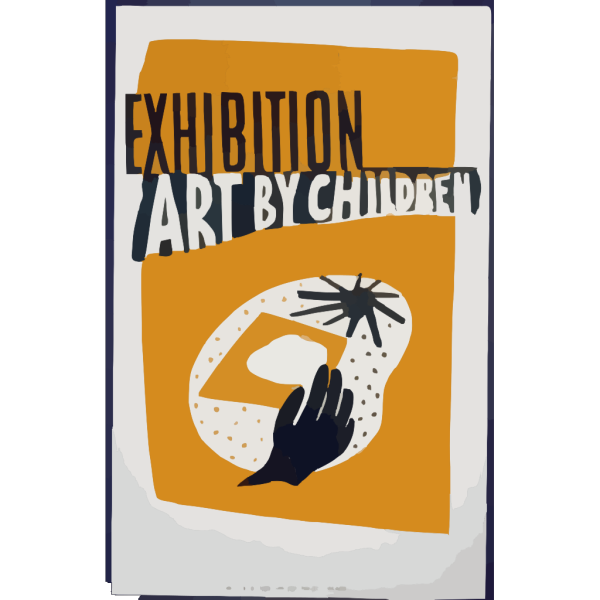 Exhibition--art By Children PNG images