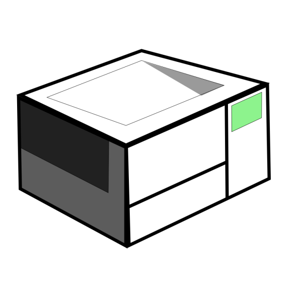 Printer PNG images