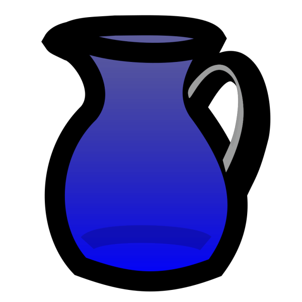 Pitcher Of Water PNG Clip art