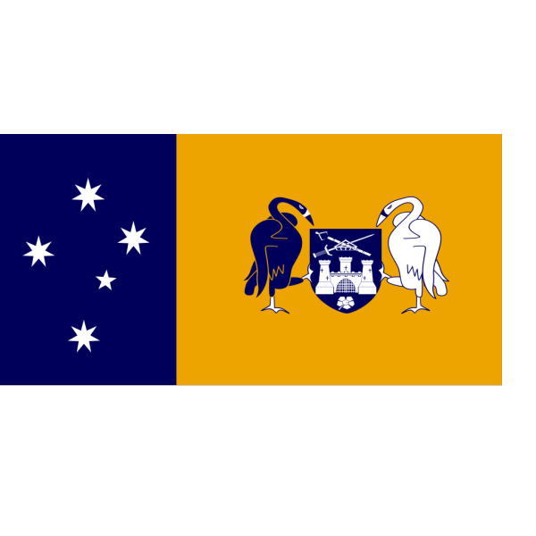 Flag Of Australia Capital Territory PNG clipart