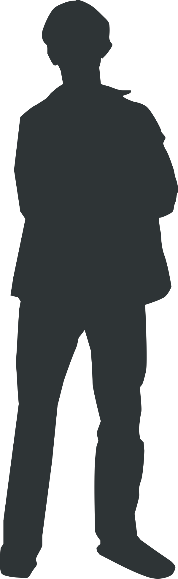 Daddy Standing 01 PNG images