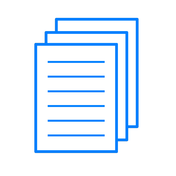 Document Print Preview PNG Clip art