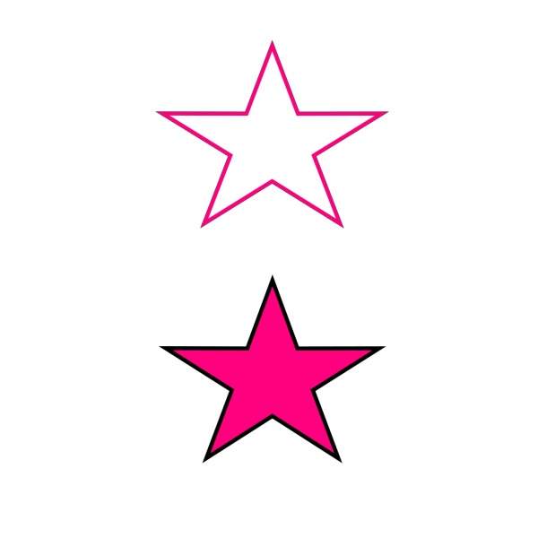 Four Stars PNG images