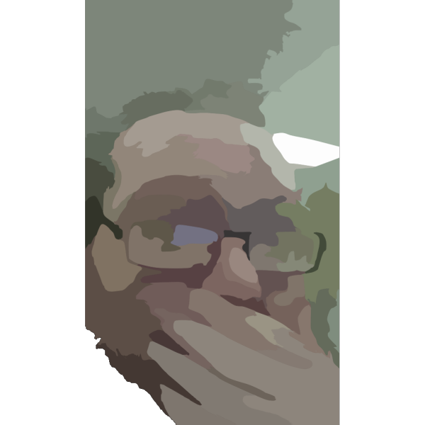 Mandatory Face Protection PNG Clip art