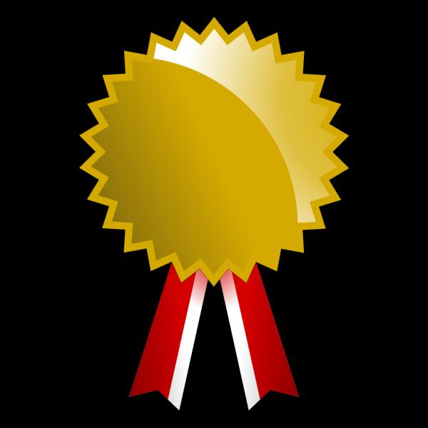 Gold Medal PNG images