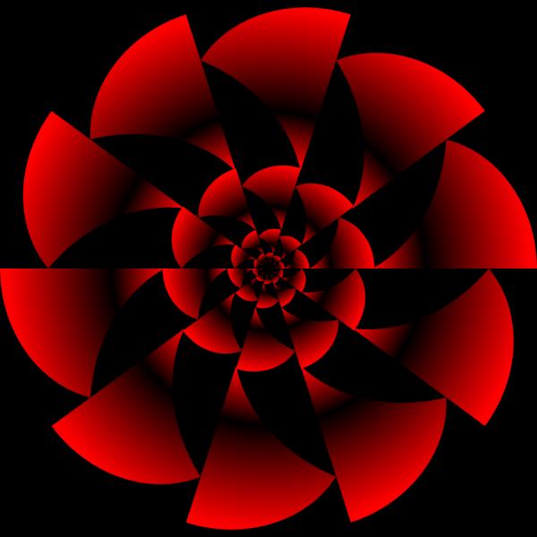 Funky Circle PNG Clip art