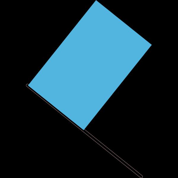 Blue Flag PNG Clip arts
