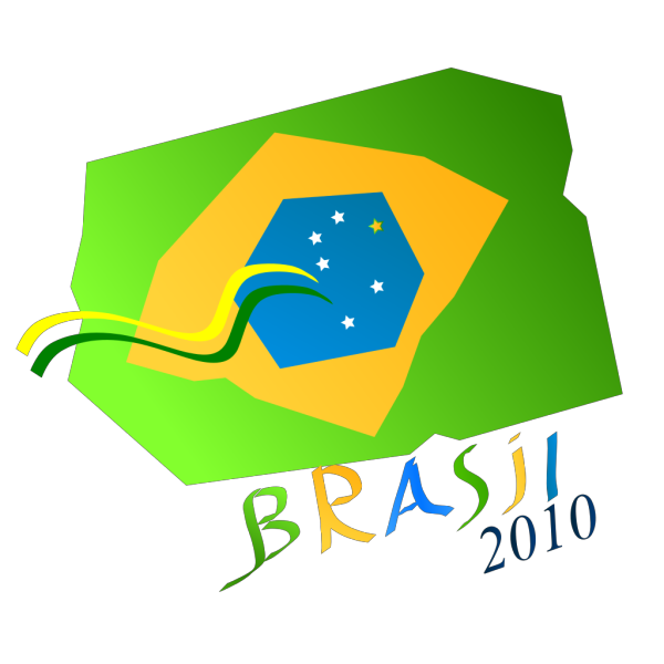 Brasil  2010 PNG clipart