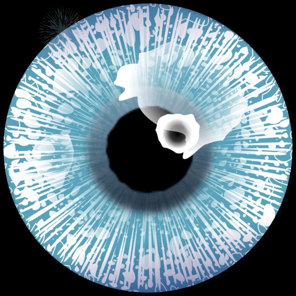 Blue Eye PNG Clip art