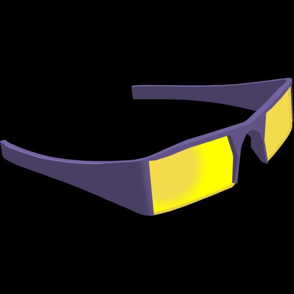 3d Glasses PNG Clip art