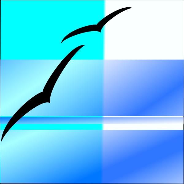 Lake Tahoe Sky Blue PNG Clip art