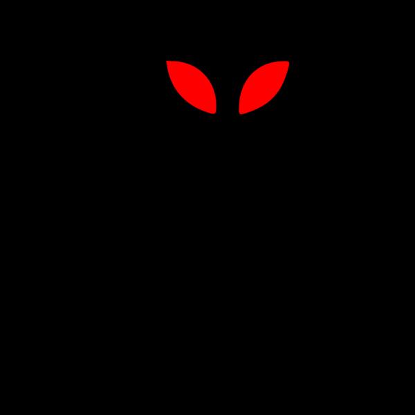 Alien Blink PNG Clip art