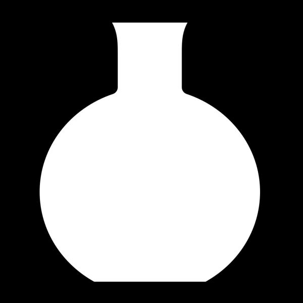Flask10 PNG Clip art
