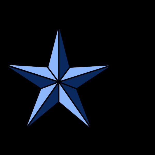 Wla Nautical Star PNG Clip art