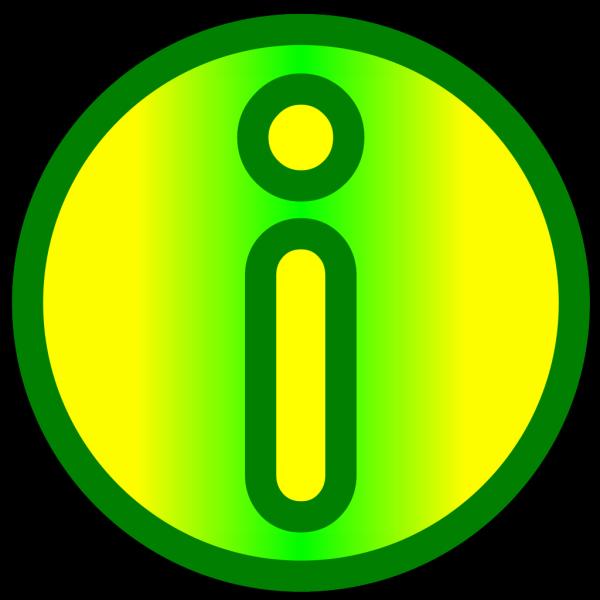 Info Blue PNG Clip art