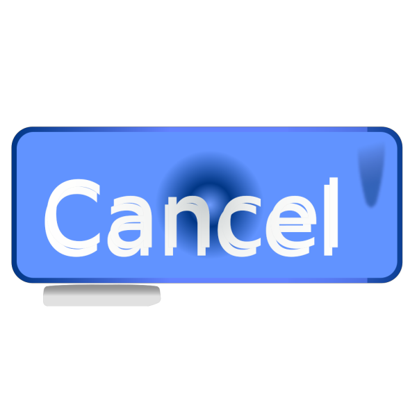 Cancel Button PNG images