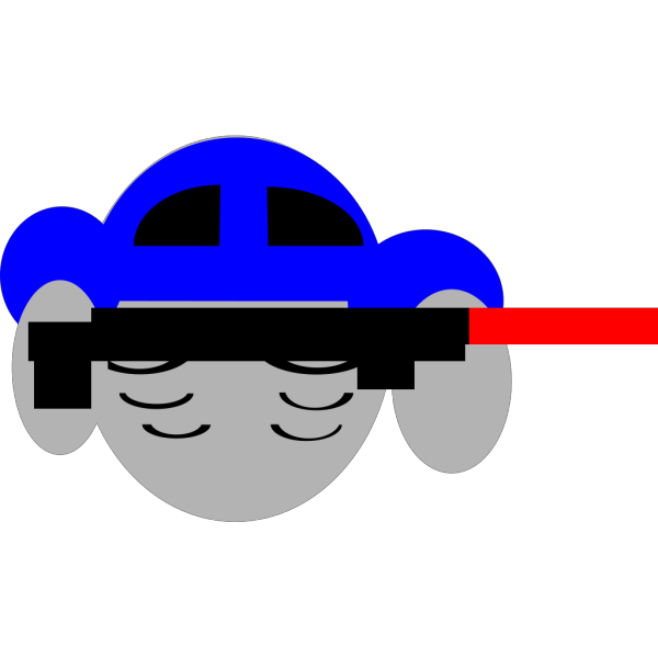 Cartoon Gunner PNG Clip art
