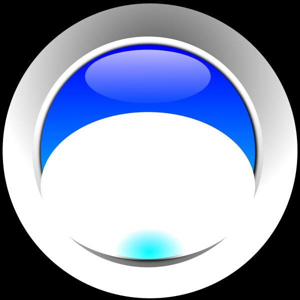 Blue Sphere PNG Clip art