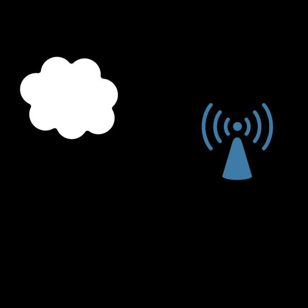 Cloud Blue Background PNG Clip art